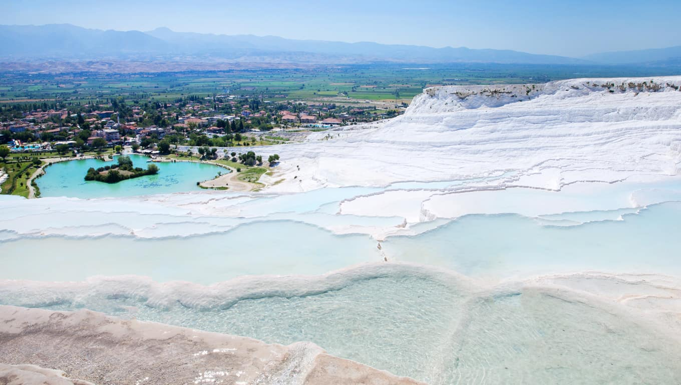 Pamukkale (Thermal Pools) - Denizli, Turkey