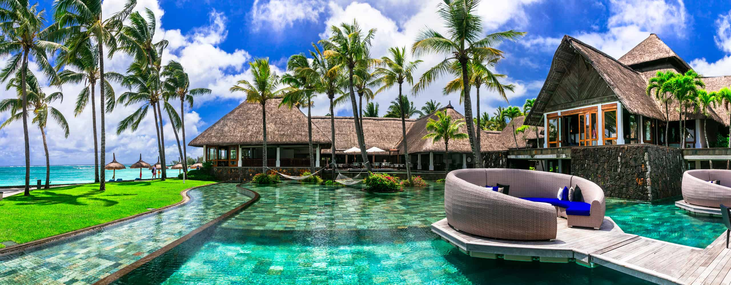 Constance Belle Mare Plage, Mauritius
